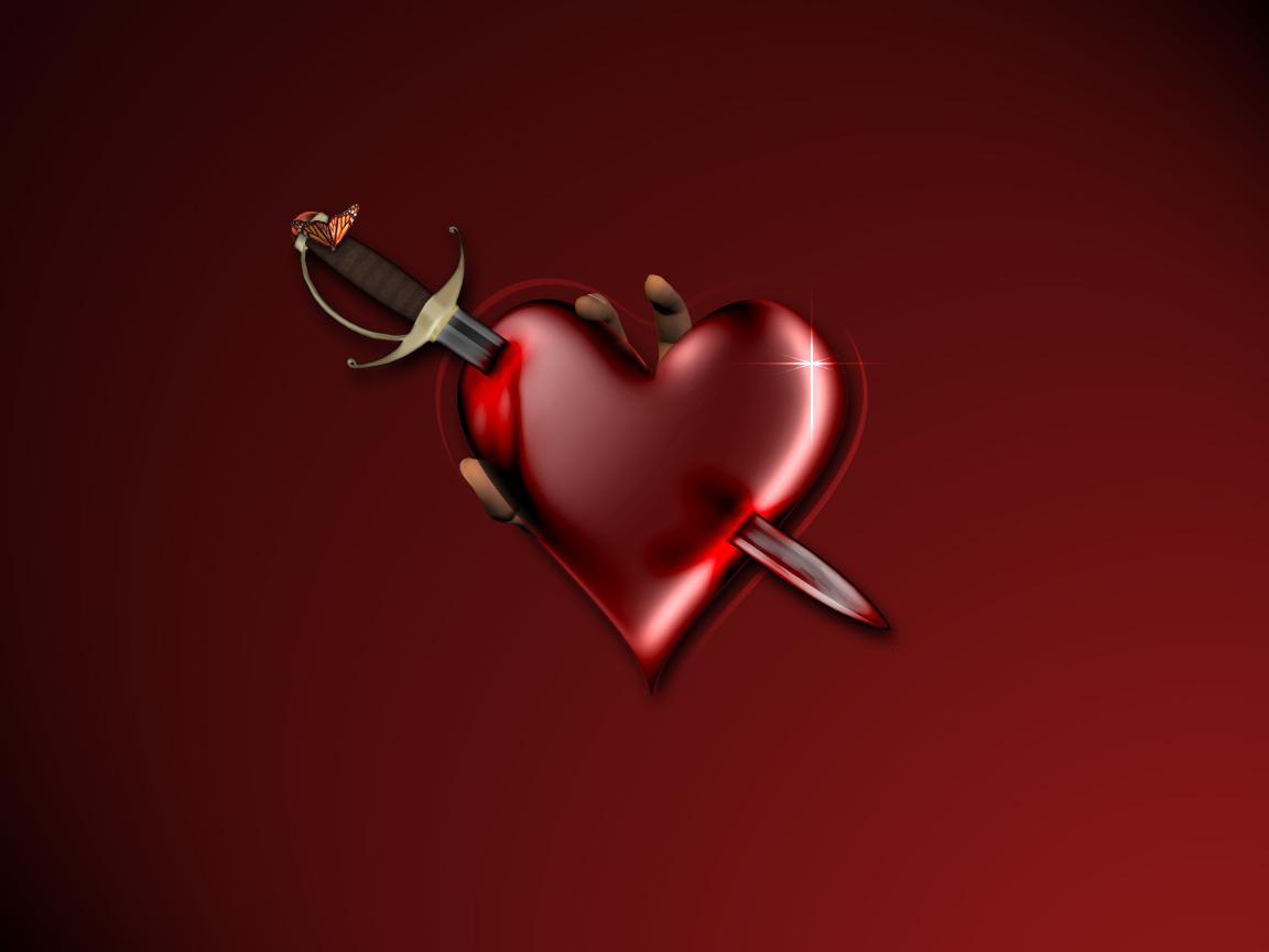 صور صور قلب مجروح , تشكيلات مختلفه لصور قلب مكسور