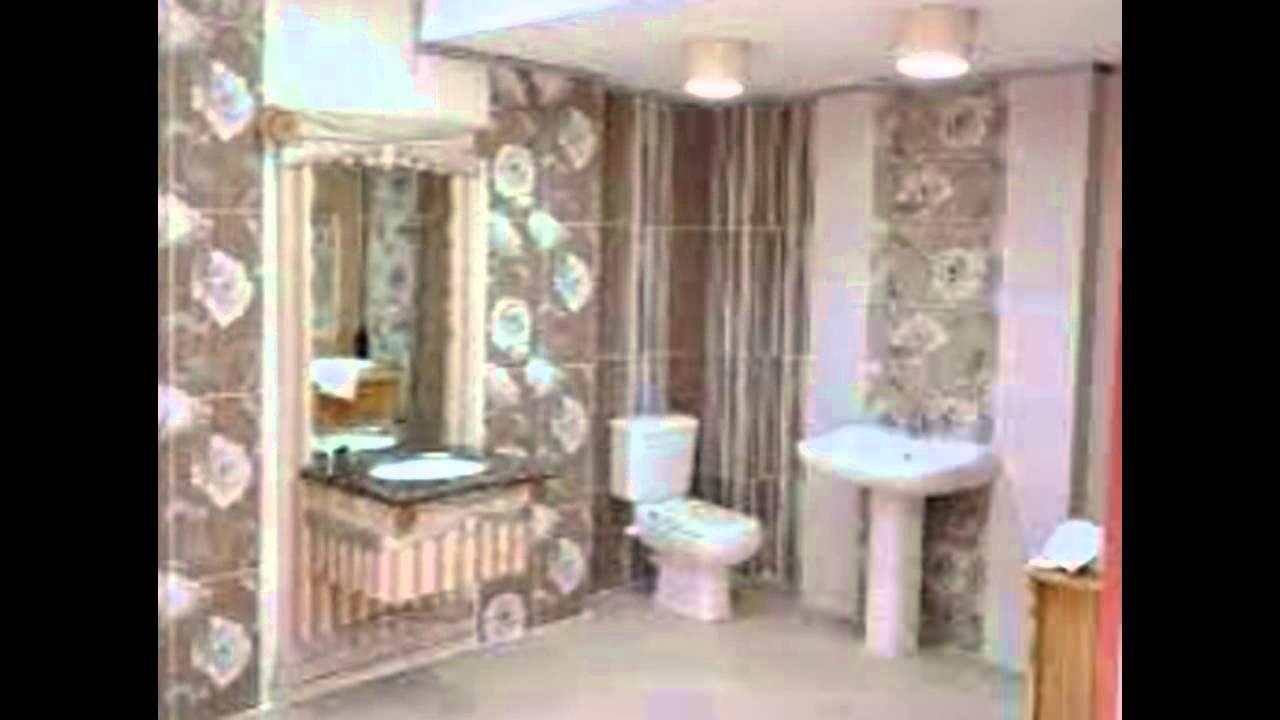 بالصور ديكور حمامات سيراميك , اشيك صور ديكورات سيراميك حمام 4563 1
