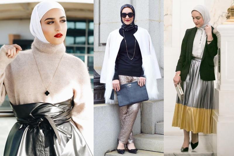 بالصور ملابس محجبات , اجمل ازياء محجبات 2019 4583 6