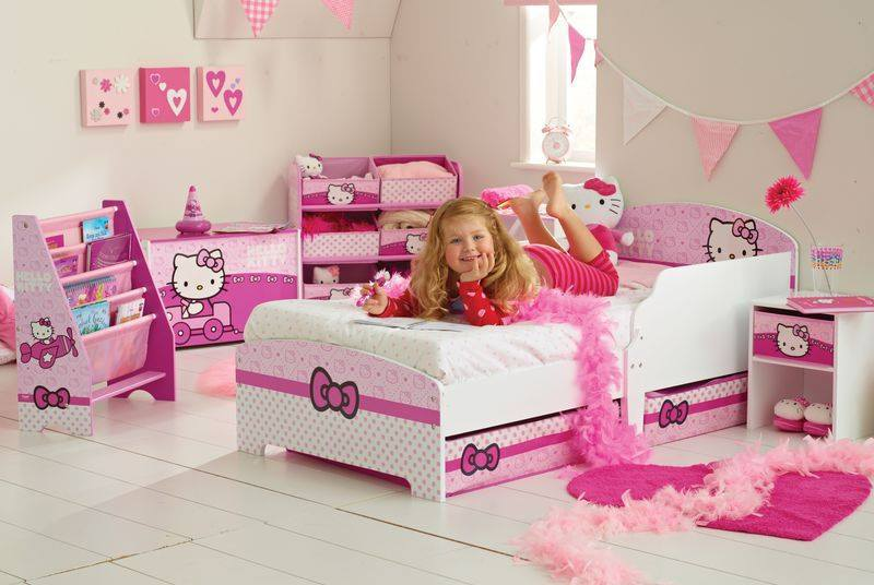 بالصور غرف نوم اطفال مودرن , احدث ديكورات غرف اطفال 4621 10