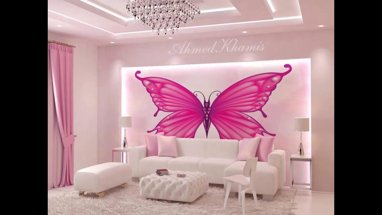 بالصور ورق جدران غرف نوم , اجمل صور ورق حائط لغرف النوم 4698 4