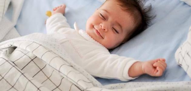 بالصور نوم الطفل في الشهر السادس , طبيعه نوم الطفل في الشهر السادس 12131 2