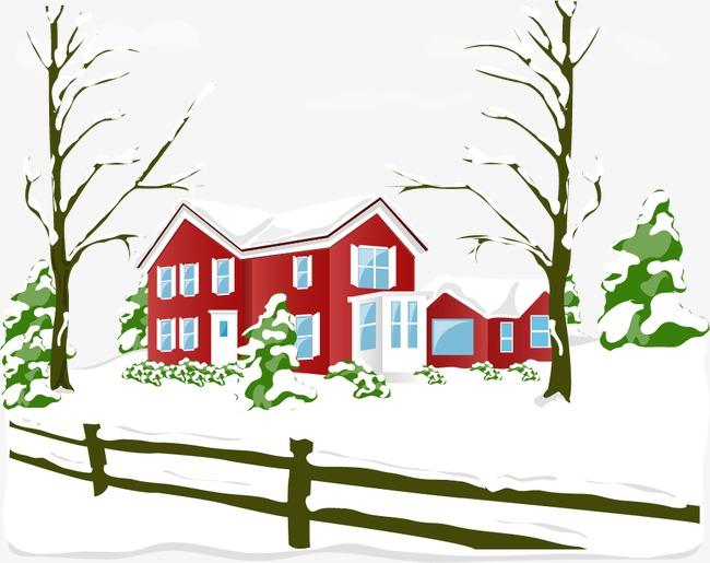 بالصور رسومات عن فصل الشتاء , اجمد الرسومات للشتاء 12183 4