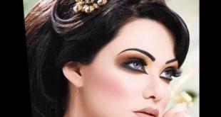 بالصور اجمل التسريحات والمكياج , احلي صور تسريحات شعر ومكياج للعروس 12194 12 310x165