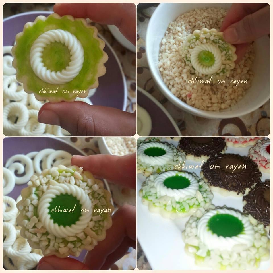 صورة حلويات العيد المغربية , احلي حلويات رائعه ومغربيه للعيد