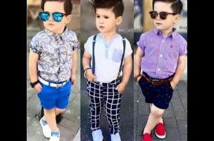 صور ملابس اطفال ولادي , اشيك موديلات ملابس ولادي اطفال