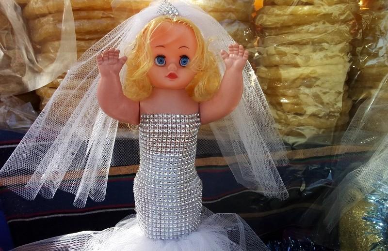 بالصور صور عروسه المولد , اجمل صور منوعه لعروسه المولد 4644 3
