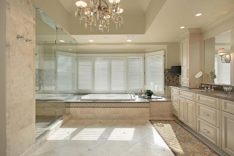بالصور حمامات داخل غرف النوم , كيفية تنسيق الوان الحمامات مع باقى المنزل 4820 2
