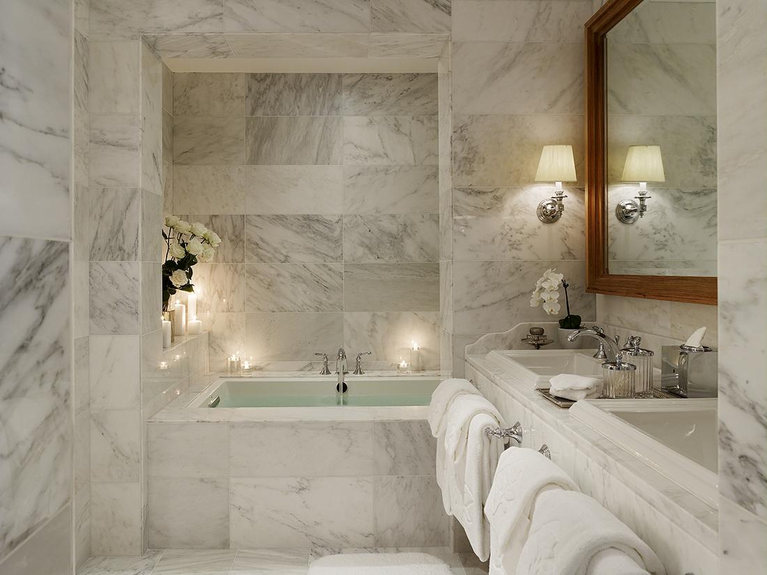بالصور حمامات داخل غرف النوم , كيفية تنسيق الوان الحمامات مع باقى المنزل 4820 3