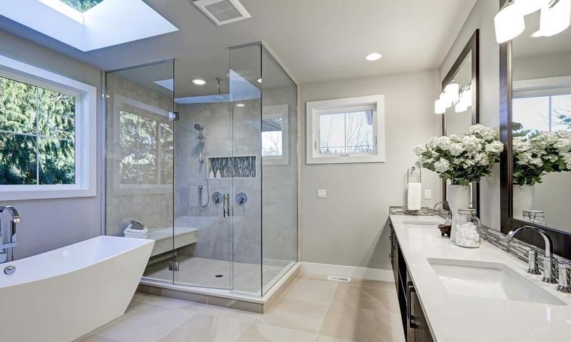 بالصور حمامات داخل غرف النوم , كيفية تنسيق الوان الحمامات مع باقى المنزل 4820 7