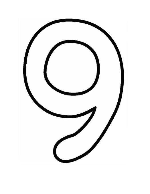 صور رقم 9 في المنام للعزباء , رؤية البكر لرقم 9 فى الحلم
