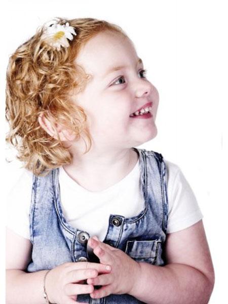 صورة تسريحات اطفال سهله , تصفيفات شعر حلوة للاطفال