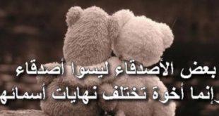 بالصور كلام قوي عن الصداقة , عبارات قوية عن الصداقه 11202 12 310x165