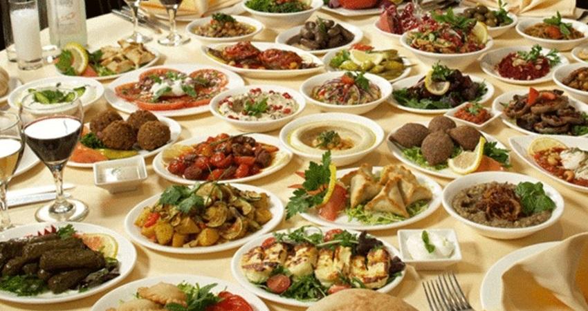 صور من وجبات الطعام في رمضان , نصائح تغذويه في شهر رمضان