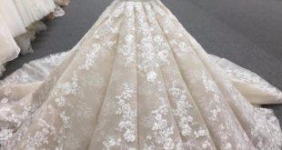 فساتين زفاف فخمه , احدث موديلات فساتين زفاف للعروس