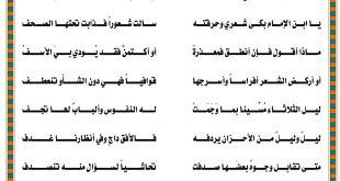 صور شعر في مدح الرسول , من هم شعراء النبي صلى الله عليه وسلم