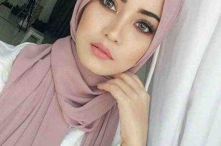 صورة بنات محجبات , اشكال وطرق لفات الحجاب