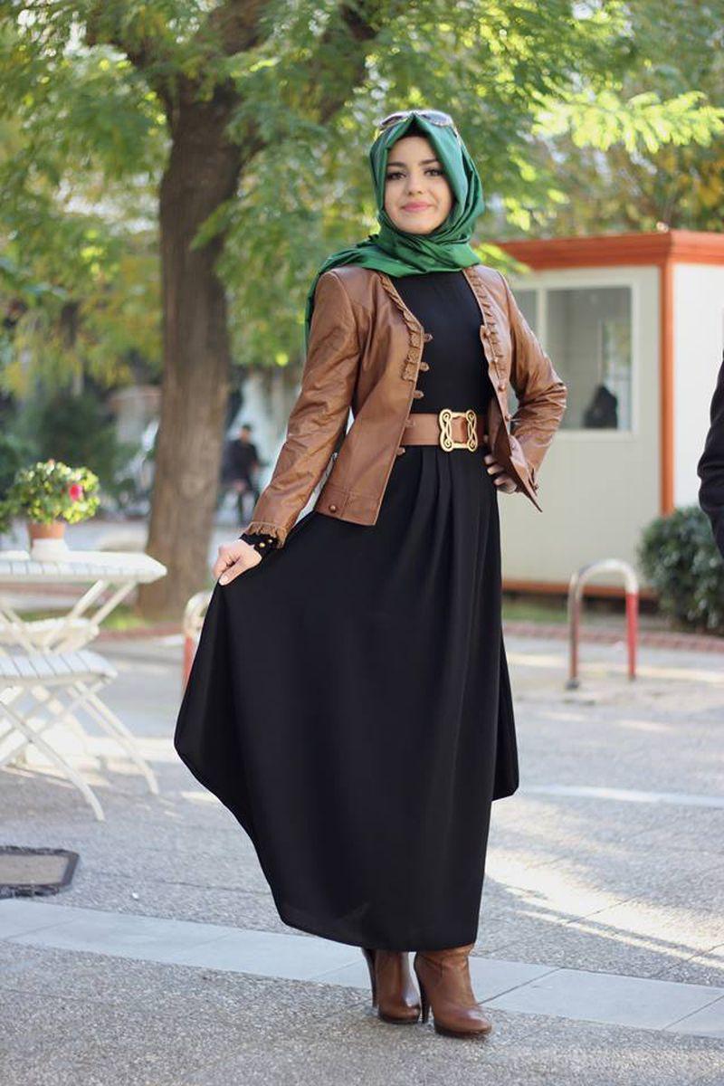 صور موضة المحجبات , كيف يتم اختيار ملابس تناسب المحجبات