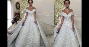 صورة بدلات اعراس , كيفية اختيار بدلات اعراس مناسبة للزفاف