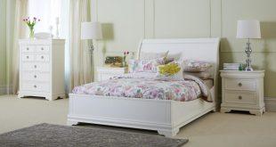 صور غرف نوم بيضاء , ماهى مميزات استخدام اللون الابيض فى غرف النوم