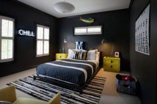 صورة غرف شباب , كيفية اختيار ديكورات غرفة الشباب