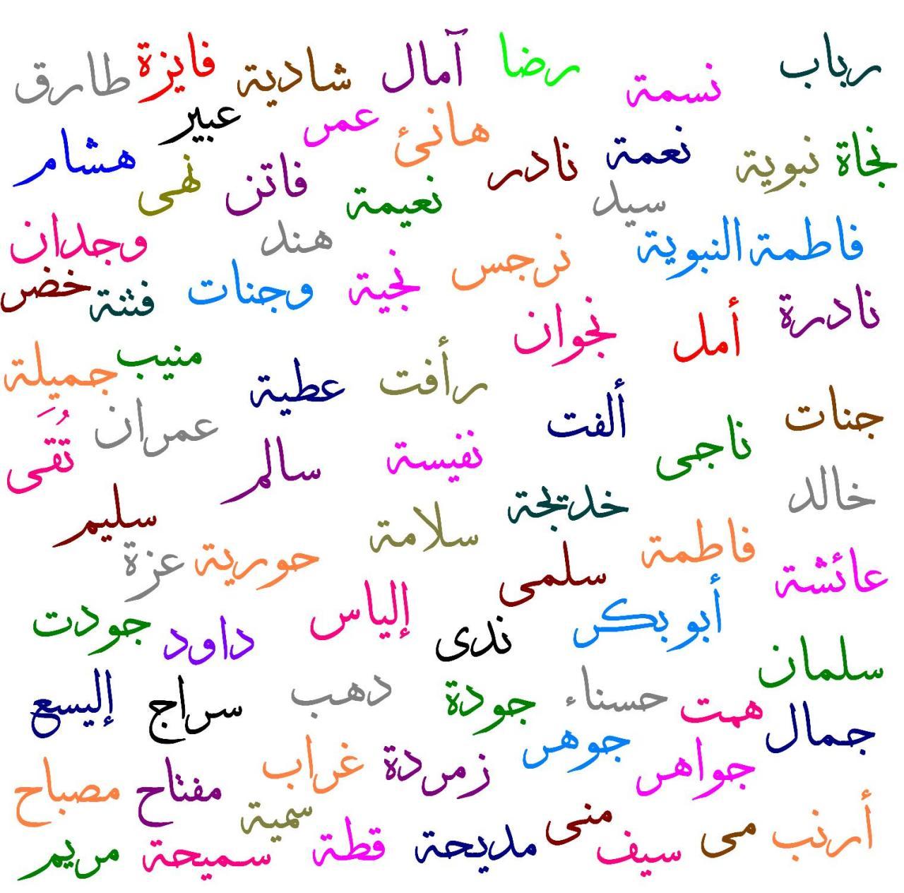 صورة اسماء بنات حلوة , اسماء جميله للبنات