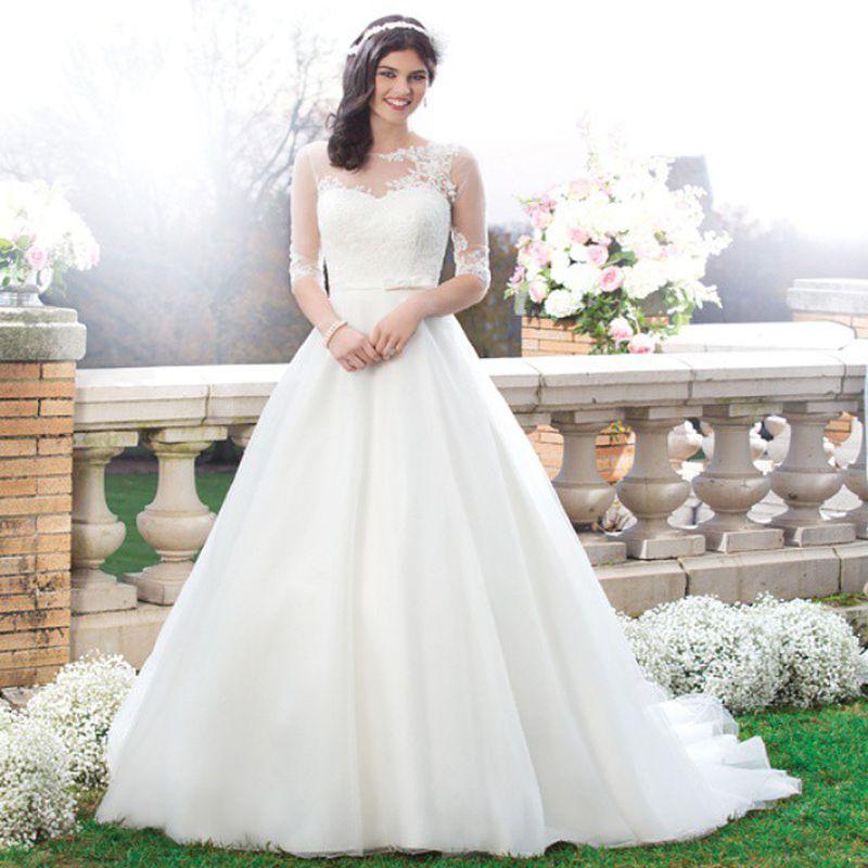 صور صور فساتين زفاف , ارقى انواع فساتين الزفاف