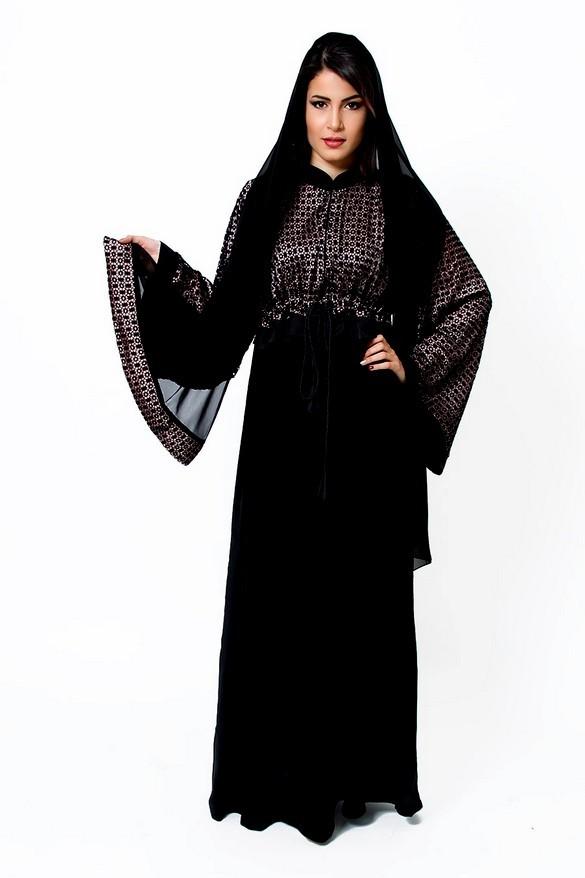 صور عبايات حريمي , اروع تصميمات العبايات للنساء