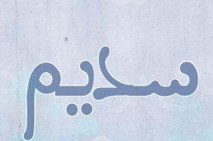 صور معنى اسم سديم , صفات حامله اسم سديم