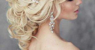 صورة صور تسريحات شعر عرائس , تسريحات مميزه للعرائس بالصور