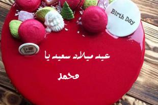 صورة صور عيد ميلاد سعيد محمد , الاحتفال بعيد الميلاد لااسم محمد