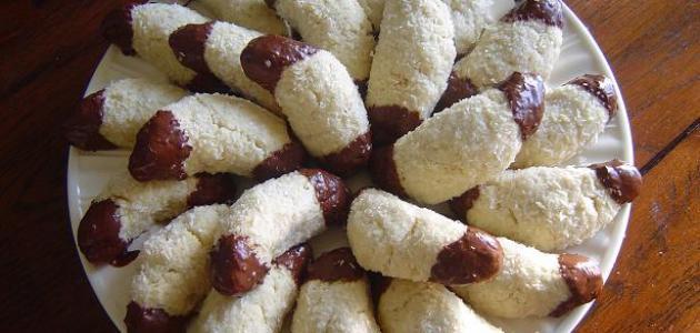 صورة حلويات مغربية بالصور والمقادير , طريقه سهله للحلويات مغربيه