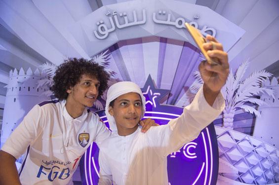 صورة صور نادي العين , معلومات عن نادي العين الاماراتي