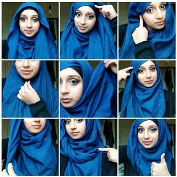 صور صور لفات حجاب , احدث و احلي لفات الحجاب 2019