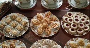 صورة حلويات جزائرية بسيطة بالصور , اجمل الحلويات الجزائريه البسطيه بالصور