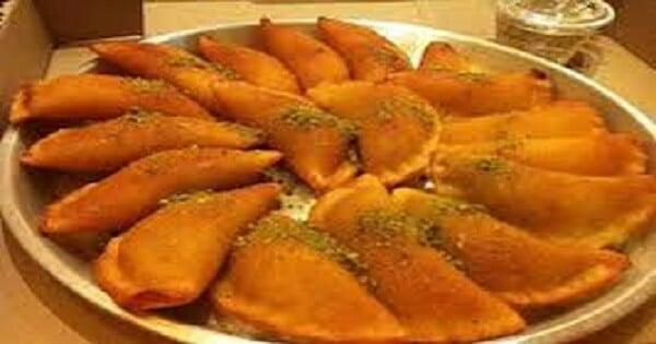 صورة حلويات رمضانية بالصور والمقادير , اسهل حلويات رمضان بالصور