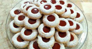 صورة حلويات جزائرية بالصور سهلة التحضير , اجمل الحلويات الجزائريه بالصور