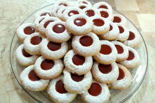 صور حلويات جزائرية بالصور سهلة التحضير , اجمل الحلويات الجزائريه بالصور