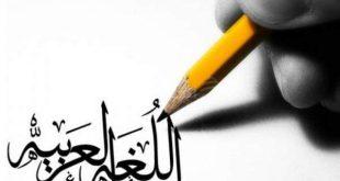 صورة صور عن اللغة العربية , مانريد معرفته عن اللغه العربيه بالصور