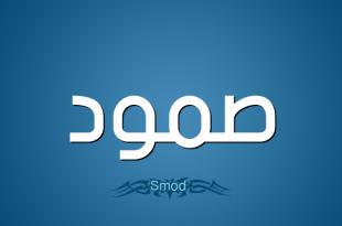 صورة معنى اسم صمود , اسماء مميزة للبنات