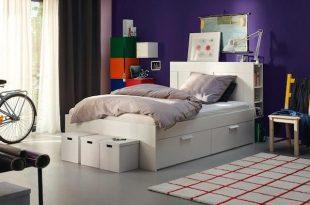صورة غرف نوم ايكيا للبنات الكبار , غرف نوم مميزة