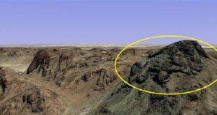 صورة ما هو الطور , معلومات عن جبل الطور