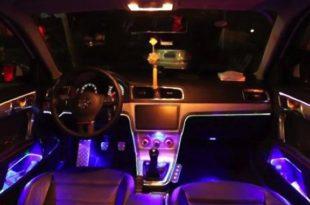 صورة ديكورات سيارات من الداخل , افضل الديكورات الداخليه للسيارات