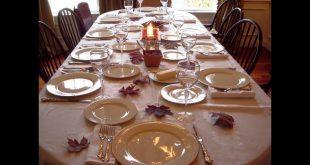صورة تزيين طاولات الطعام , افكار مميزة لتزيين طاولة طعامك