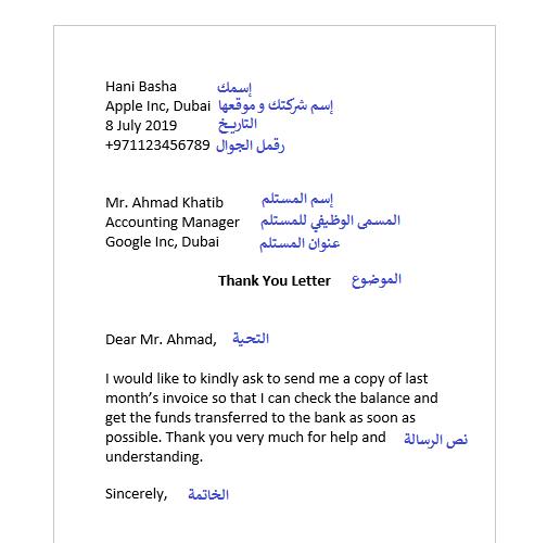 صورة كيفية كتابة الرسالة الرسمية , افضل واحسن واسهل طريقة لكتابة الرسائل الرسمية