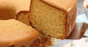صورة كيكه سهله وحلوه , طريقة روعة لعمل الكيكة