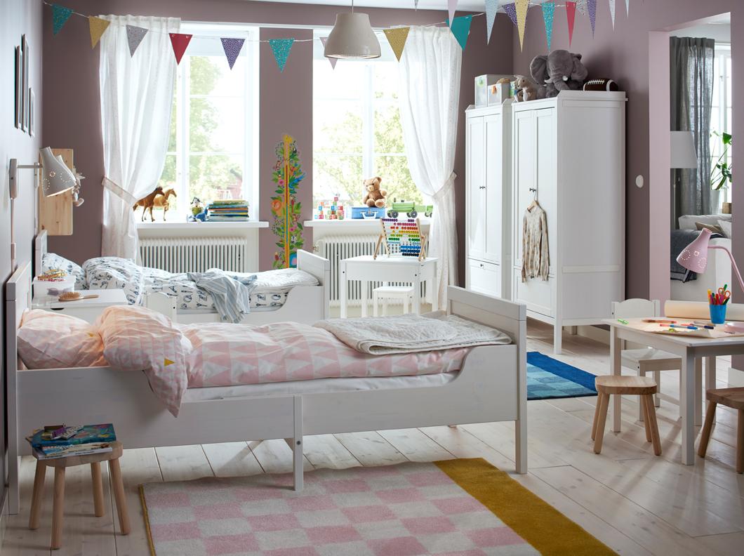 صورة غرف بنات من ايكيا , احدث واجمل غرف بنات من ايكيا