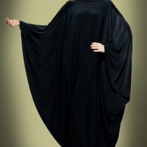 صورة تفسير حلم نساء لابسين عبايات سوداء , راءى ابن سرين فى حلم النساء للعبايه السوداء