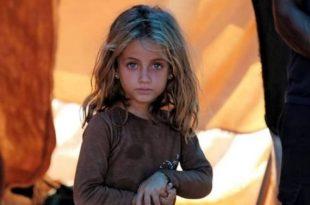 صورة بنات سوريا , البنات بالمخيمات السورية بالصور