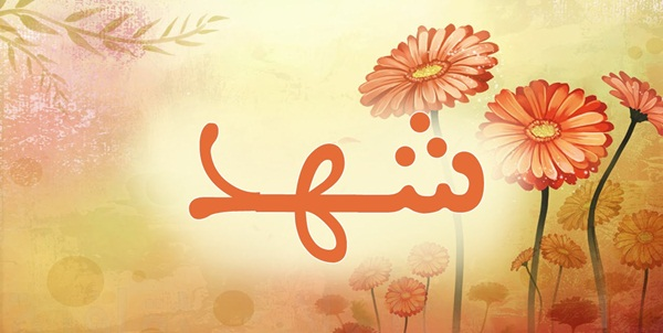 صورة ما معنى اسم شهد , شرح ومعني اسم شهد